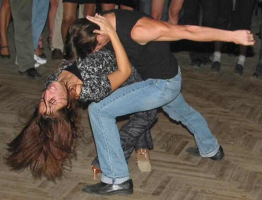 Видео Парный Танец В Доу
